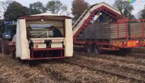 REEKIE公司CLEAN-FLOW2000馬鈴薯收獲機作業視頻