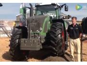 芬特900系列拖拉機展會簡介視頻
