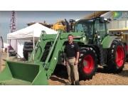 芬特700系列拖拉机展会简介视频