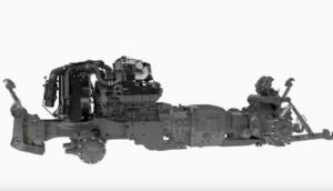 科乐收(CLAAS)ARION600/500CMATIC系列拖拉机变速器视频