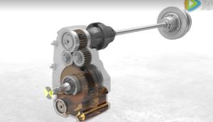 科樂收(CLAAS)AXION800系列拖拉機前置PTO視頻