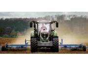 芬特新款700Vario系列拖拉机视频