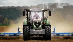 芬特新款700Vario系列拖拉機視頻
