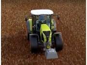 科乐收(CLAAS)ARION650-530拖拉机驾驶简介2013款视频