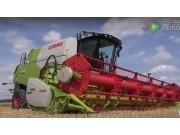 科乐收(CLAAS)新款TUCANO系列联合收割机视频