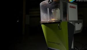 科樂收(CLAAS)產品生產工藝視頻