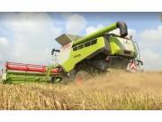 科乐收(CLAAS)LEXION系列联合收割机英国客户评价(二)视频
