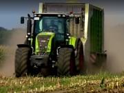 科樂收(CLAAS)拖拉機美國地區進化史視頻