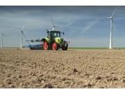 科樂收(CLAAS)設備荷蘭地區作業視頻