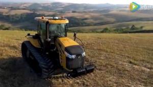 挑戰者MT700E0系列全履帶拖拉機視頻