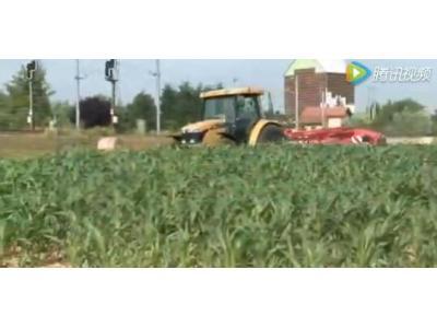 挑战者MT400B轮式拖拉机视频