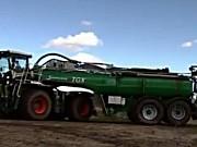 科乐收(CLAAS)XERION系列拖拉机丹麦体验报告视频