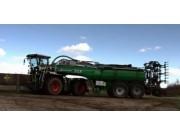 科樂收(CLAAS)XERION系列拖拉機丹麥體驗報告視頻