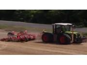 科乐收(CLAAS)XERION3800拖拉机视频