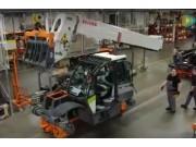 科乐收(CLAAS)SCORPION9040/7030/6030农用装载机视频