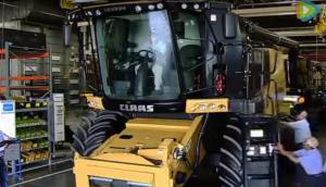 科乐收(CLAAS)LEXION系列雷火2012年市场报告视频