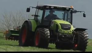 科樂收(CLAAS)全面牧業機械視頻