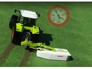 科乐收(CLAAS)DISCO3500系列割草机防侧滑功能视频
