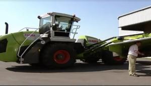 科乐收(CLAAS)法国地区设备视频
