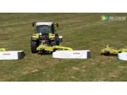 科乐收(CLAAS)背负式割草机功能演示视频