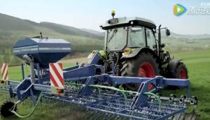 科樂收(CLAAS)ELIOS200系列拖拉機視頻
