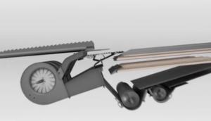科乐收(CLAAS)收割机JET清选风扇系统视频