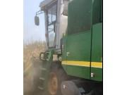 金大丰4YZP-4自走式玉米收获机演示视频