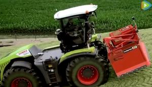 科樂收(CLAAS)高端農業裝備(一)視頻