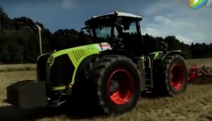 科乐收(CLAAS)高端农业装备(二)视频