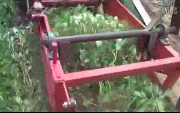 2014長春機械河北大名現場演示會視頻
