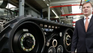 科樂收(CLAAS)產品生產工藝要求視頻