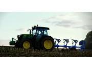 约翰迪尔6RC/6MC系列拖拉机视频