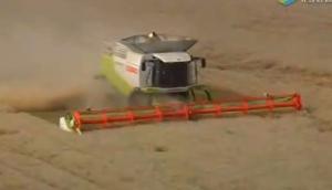 科乐收(CLAAS)TUCANO560收割机2016款视频