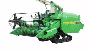 谷物收割全能王--金大豐牌谷物收割機
