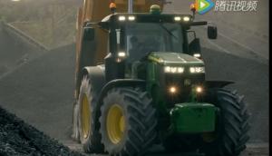 約翰迪爾7R系列拖拉機視頻