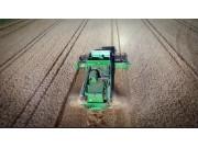 约翰迪尔德国版T560联合收割机视频