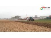 博格公司FOX系列喷雾机作业视频