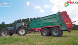 Farmtech Ultrafex1600撒肥車作業視頻
