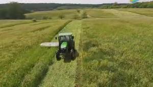 约翰迪尔R系列割草机视频