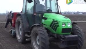 J.J.Broch公司新型大蒜播种机视频