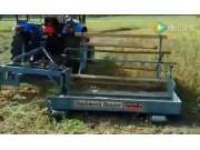 Dashmesh公司半自动豆类收获机视频