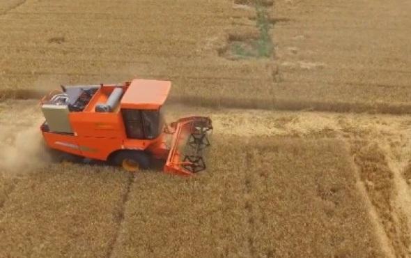 哈克農裝-自走式谷物聯合收獲機4LZ-8B