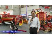 保定冀旋9GXY-3.0型割草压扁机视频详解-2018国际农机展
