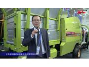 科脈青貯打捆機視頻詳解-2018國際農機展