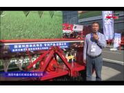 洛陽鑫樂2BMQF-8/16全還田防纏繞免耕施肥播種機視頻詳解---2018國際農機展