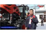 安徽傳奇CQ1854-A拖拉機視頻詳解—2018國際農機展(二)