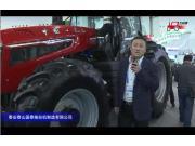 泰安泰山2404轮式拖拉机视频详解---2018国际农机展