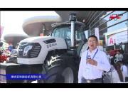 潍坊百利悍沃2304轮式拖拉机视频详解---2018国际农机展