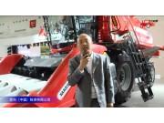 """麥賽福格森""""全收系列""""T5聯合收割機視頻詳解—2018國際農機展"""