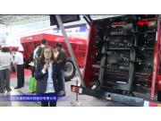 山东天盛2FH-10双竖螺旋撒肥机视频详解-2018国际农机展